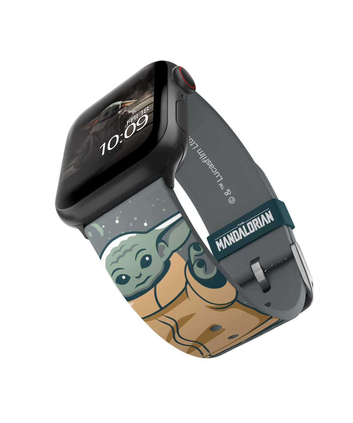 Ремешки на Apple Watch Mandalorian