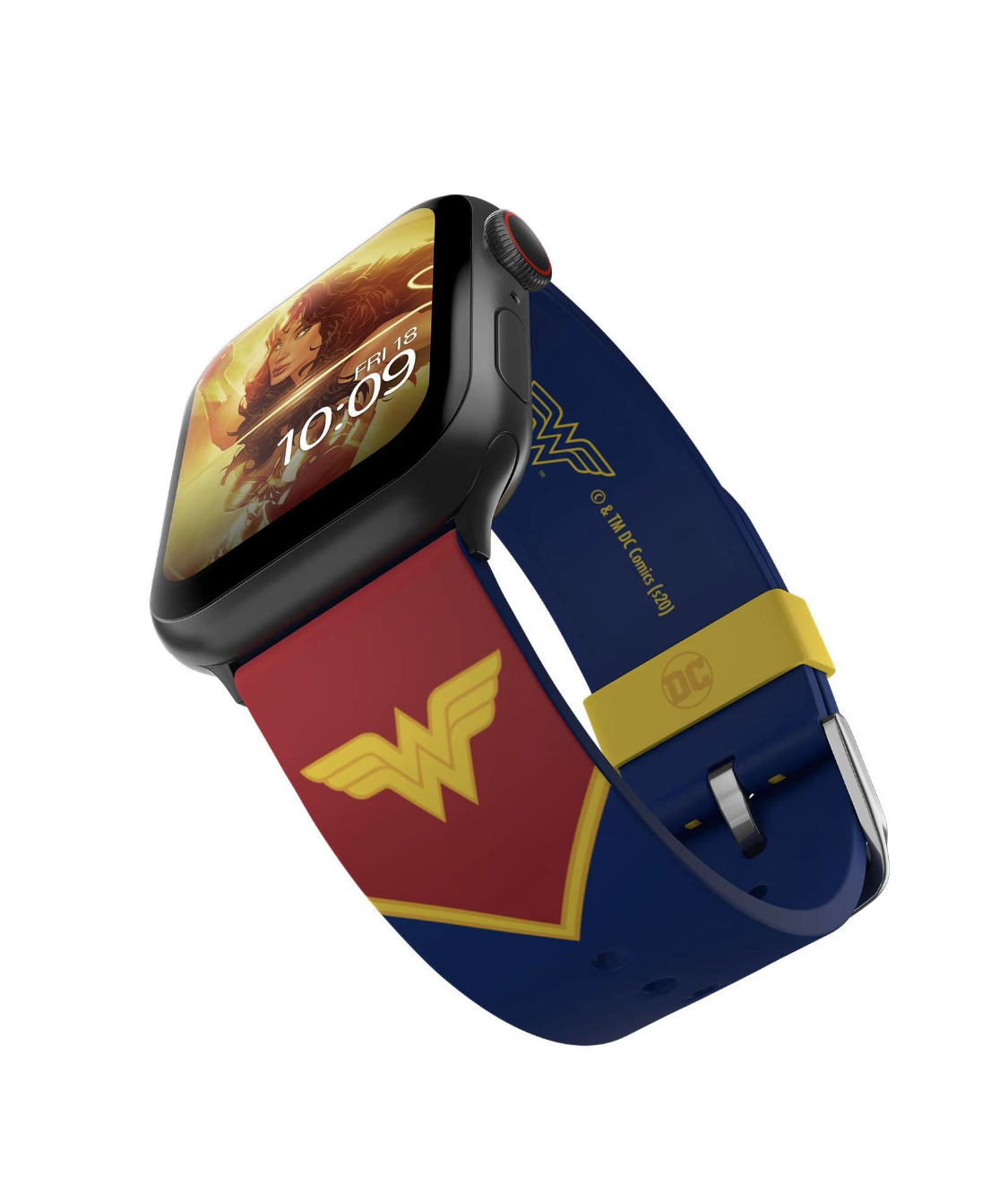 Ремешки на Apple Watch DC Comics